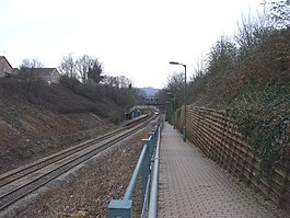 Danescourt Station, Cardiff - geograph.org.uk - 1148178.jpg