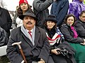 Daniel Cortez, a pastor from Stafford, is at the inauguration of Donald Trump.jpg