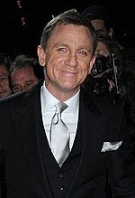 Daniel Craig (intérprete de James Bond)
