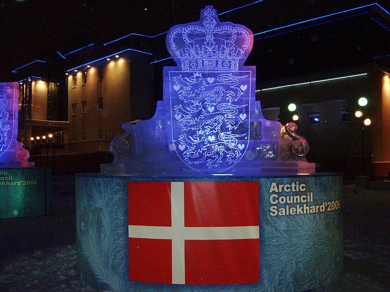 File:Danmarks statsvapen som isskulptur.jpg