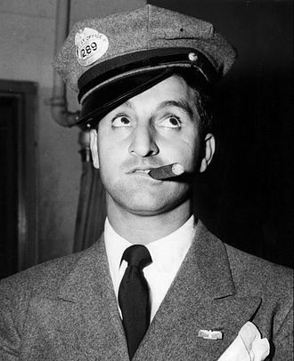 The Baby Snooks Show - Danny Thomas as Jerry Dingle, 1945.