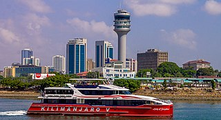Dar es Salaam Largest city in Tanzania