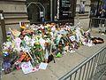 David Bowie Death New York Apartment Memorial 2016 3.JPG