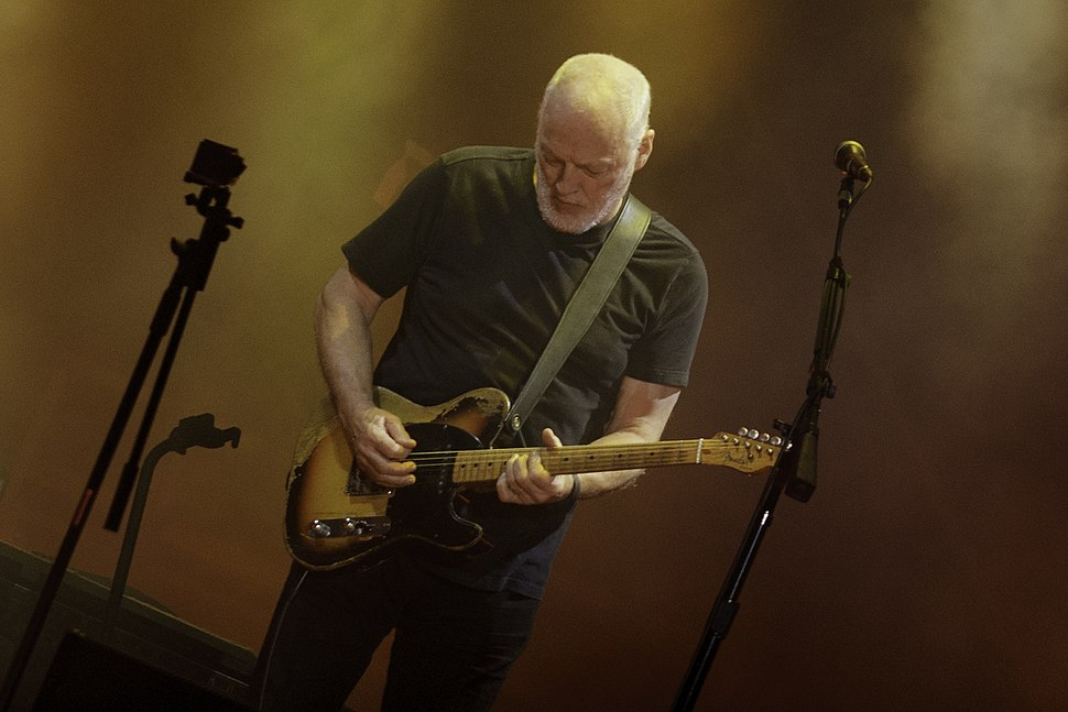 David Gilmour Rattle That Rock World Tour - Buenos Aires (23226730013)