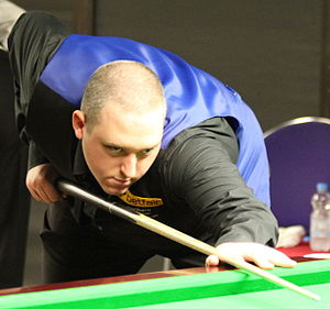David Grace (snooker player) - Paul Hunter Classic 2012