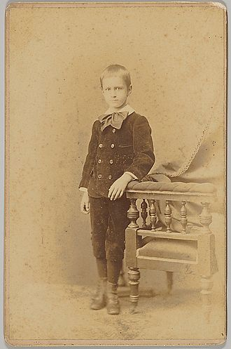 Maitland Armstrong - David Maitland Armstrong c. 1846