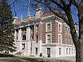 Dawson County, Nebraska courthouse from SW 3.JPG