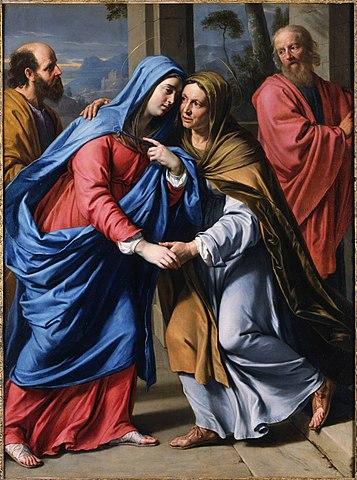 Image result for the visitation