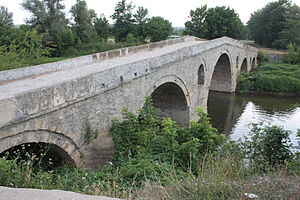Debelets - The 17th century Old Bridge of Debelets