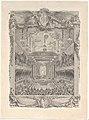 Decoration de la salle de spectacle construite a Versailles pour la representation de la Princesse de Navarre MET DP209717.jpg