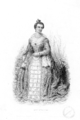 Delphine Ugalde as Elizabeth in 'Le songe d'une nuit d'été' by Ambroise Thomas - Gallica (adjusted).png
