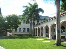 Cornell Art Museum Now Occupies Part Of The Red 1913 Delray School Complex