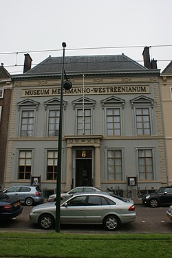 Den Haag - Prinsessegracht 30.JPG