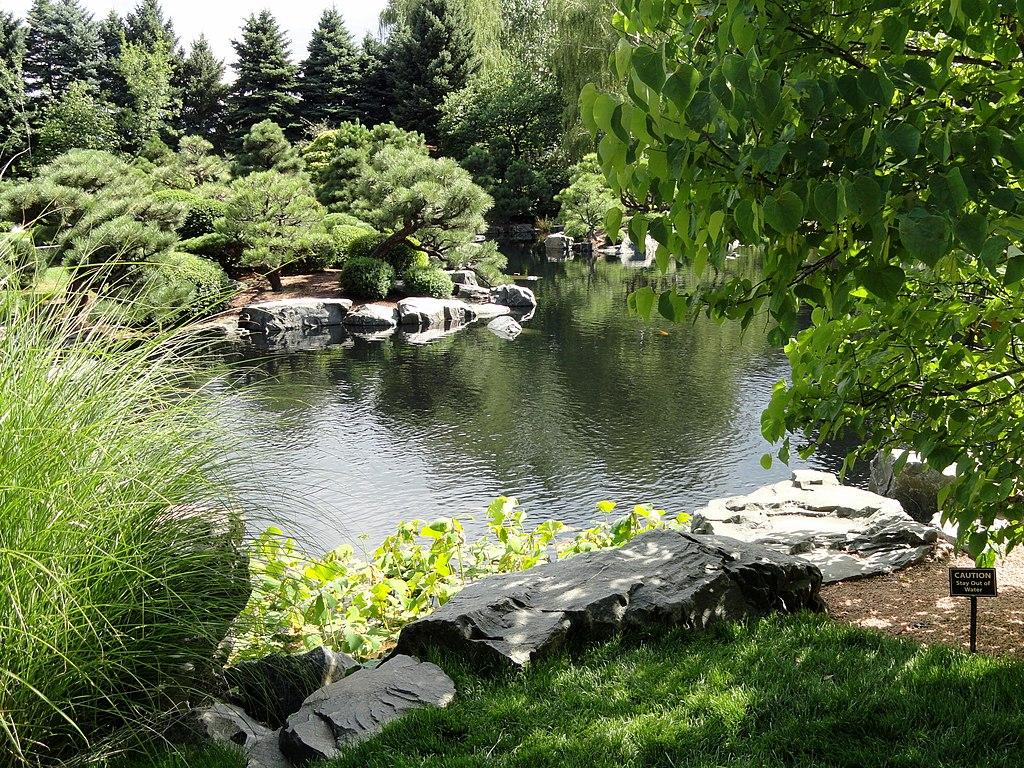 Enjoy The Greenery At The Denver Botanic Gardens In
