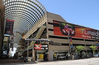 Denver Performing Arts Complex - Denver Performing Arts Complex front view