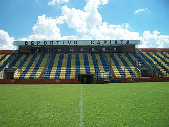 2015 South American Under-17 Football Championship - Image: Deportivo Capiatá
