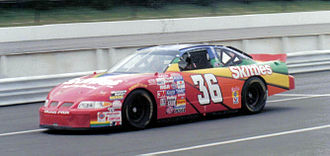 Dale Earnhardt, Inc. - Derrike Cope in the original MB2 car in 1997.