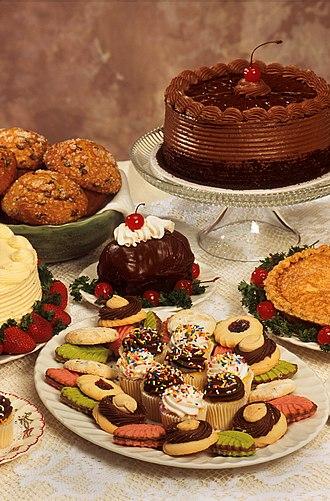 Dessert - Various desserts
