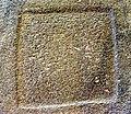 Detail. Stele of Shar-pati-beli, governor of Assur, Naṣibina, Urakka, Kahat, and Masaka. 831 BCE. From Assur, Iraq. Pergamon Museum, Berlin.jpg