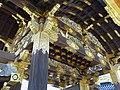 Detail of Gateway of Ninomaru-goten Palace - Kyoto - Japan - 01 (47929079638).jpg