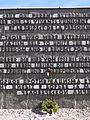 Detail of Memorial Wall - Dachau Concentration Camp Site - Dachau - Bavaria - Germany.jpg