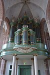 deventer - orgel lebuïnuskerk