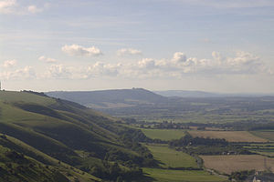 Devil's Dyke, Sussex - View from Devil's Dyke