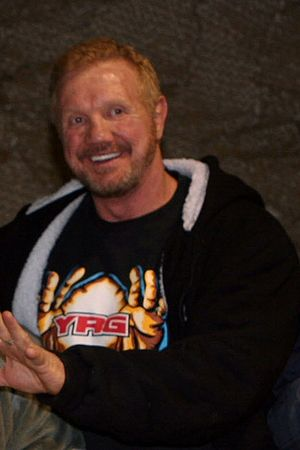 "Diamond Dallas Page during the ""Legends o..."