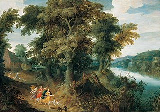 Jasper van der Lanen Flemish painter