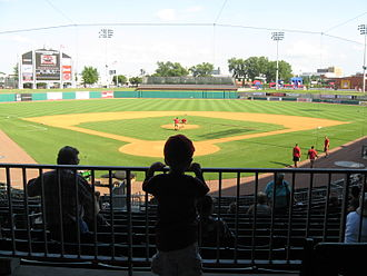 Central Arkansas - Dickey Stephens Park