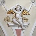 Die Kapuzienerkirche in Bad Mergentheim. Engel in der Seitenkapelle.jpg