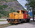 Diesel Shunter in Flåm, Norway.jpg