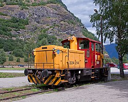 Diesel Shunter in Flåm, Norway.jpg