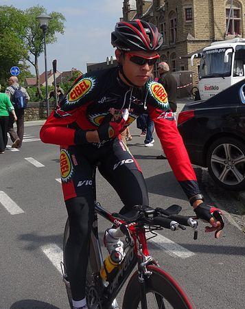 Diksmuide - Ronde van België, etappe 3, individuele tijdrit, 30 mei 2014 (A078).JPG