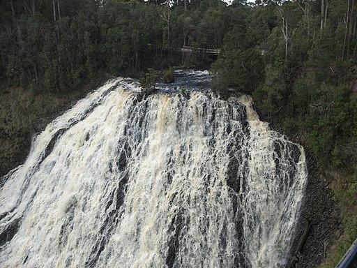 Dip Falls, Tasmania 20190722-019
