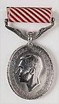 Distinguished Flying Medal, Obverse. World War II.jpg
