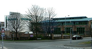 Dixons City Academy Academy in Bradford, West Yorkshire, England