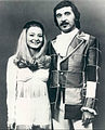 Doc Severinsen and daughter Nancy 1974.JPG