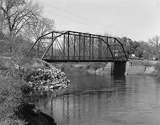 Dodd Ford Bridge United States historic place