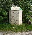 Doitsch sein, stolz sein (Auf die leeren Flaschen^) - panoramio.jpg