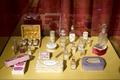 Dokumentation av utställningen Passion för parfym, 2007, Hallwylska museet - Hallwylska museet - 86454.tif