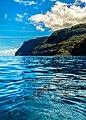 Dolphins on the Na Pali Coast (34580324803).jpg