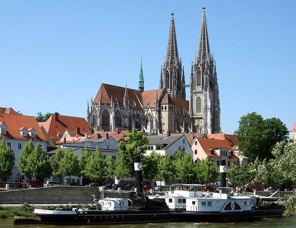 Dom Regensburg retouched