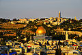 Dome of the Rock in sunset.JPG