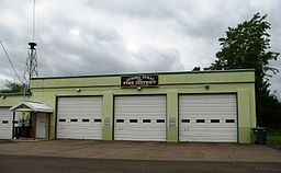 Donald Oregon fire station.JPG