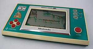 Donkey Kong Jr. - Image: Donkey Kong Jr. Game&watch