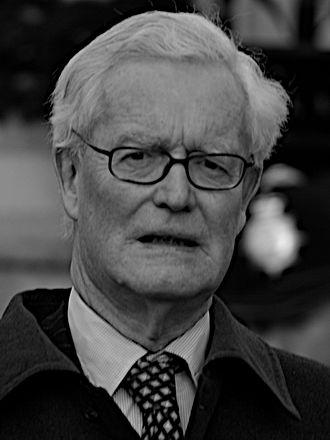 1988–94 British broadcasting voice restrictions - Douglas Hurd, seen here in 2007, introduced the measures in October 1988.