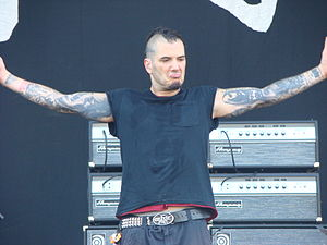 Phil Anselmo - Image: Down 07