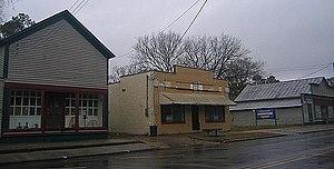 Creswell, North Carolina - Downtown Creswell