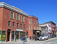 Downtown Warwick, NY
